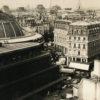 Photograph of Baltard Hall - Paris 1960 - Vintage Silver Print
