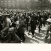 Liberation Paris Rivoli 1944 SEEBERGER - Prisoners - Vintage Print