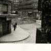 Rue NAVARRE et Monge libération Paris - SEEBERGER 1944 - 2 Tirages Argentiques Originaux 17x17 cm