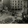 Rue Navarre et Monge libération Paris - 2 photos SEEBERGER. Tirages Argentiques Originaux 17x17 cm en Vente dans notre Galerie Selectionphoto