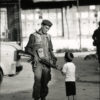 HEBRON Cisjordanie - David TURNLEY Vintage Silver Print 1990 - 7.5x11in