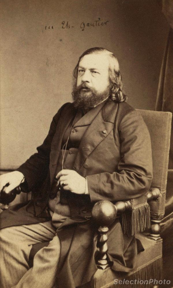 Théophile GAUTIER by Crémière