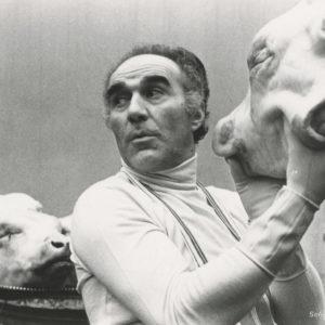 Film La Grande Bouffe de Marco FERRERRI - 4 Tirages Argentiques 1973 - 13x17cm