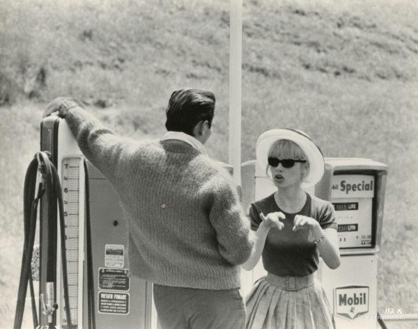 Brigitte BARDOT LE MEPRIS -Photo de Plateau Originale 1963 Walter CARONE 19x24cm