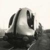 Locomotive PLM 231-H CARÉNÉE 1938 - Tirage Argentique Original d'Époque 28x38cm