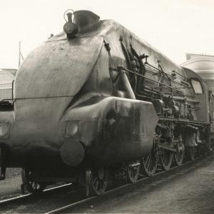 Locomotive PLM 231 CARÉNÉE