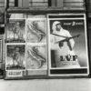 André ZUCCA Paris sous l'Occupation - Affiche de la LVF 1942 - Tirage Original