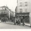 Photo Roger SCHALL - PARIS 1941 Montmartre Rue Norvin -Épreuve Originale 17x19cm