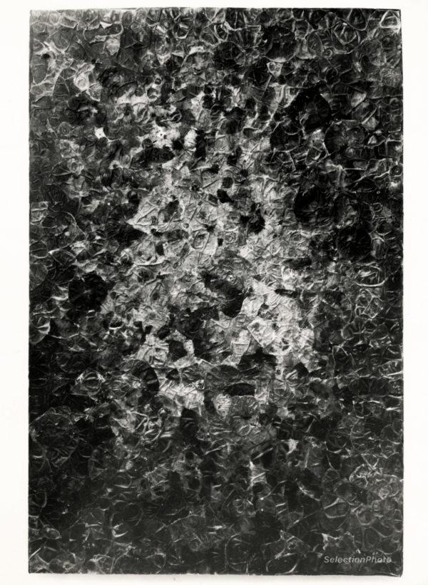Philippe DEREUX Les Eaux d'Automne - Tirage Argentique Original 1966 17x21cm