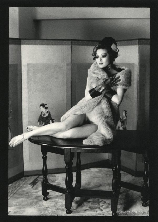 Photographie Irina IONESCO - Nu - Tirage Argentique Original 1990 - 15x22cm