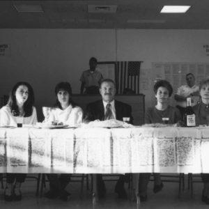 Pessah 5754 F. BRENNER - Pénitencier pour femmes, quartier de haute surveillance. Bedford Hills, New York 1994