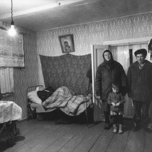 F. BRENNER Juifs d'URSS 1982 - DIASPORA - Tirage Argentique Original 43x30 cm