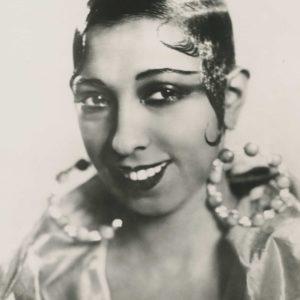 Photographie Joséphine BAKER - Tirage Argentique Original 1920 - 27x21cm