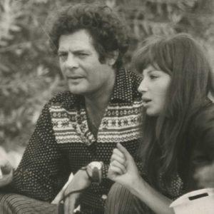 Monica VITTI et MASTROIANNI Drame de la Jalousie Photo plateau Originale 30x19cm